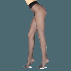 Getragene Strumpfhose